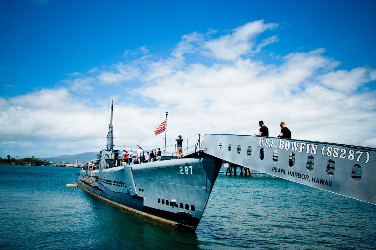 USS Bowfin Submarine Museum,Honolulu, Hawaii