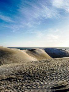 Lancelin Sand Dunes Perth, Western Australia