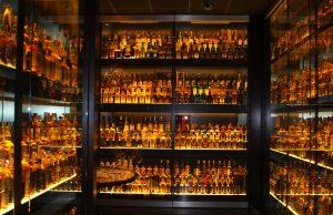 Scotch Whiskey experience, Edinburgh, Scotland