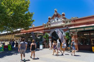 Fremantle Markets Perth, Western Australia