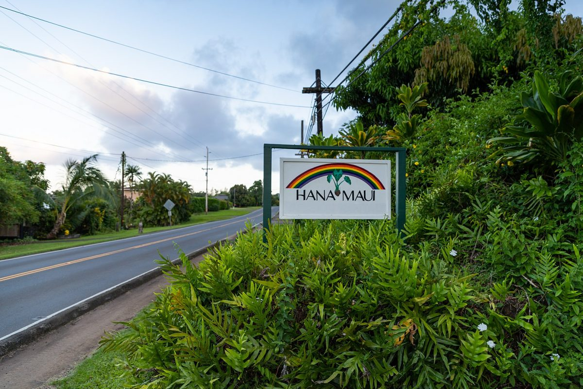 Drive to the road of Hana and enjoy the most scenic road trip in Maui, Hawaii