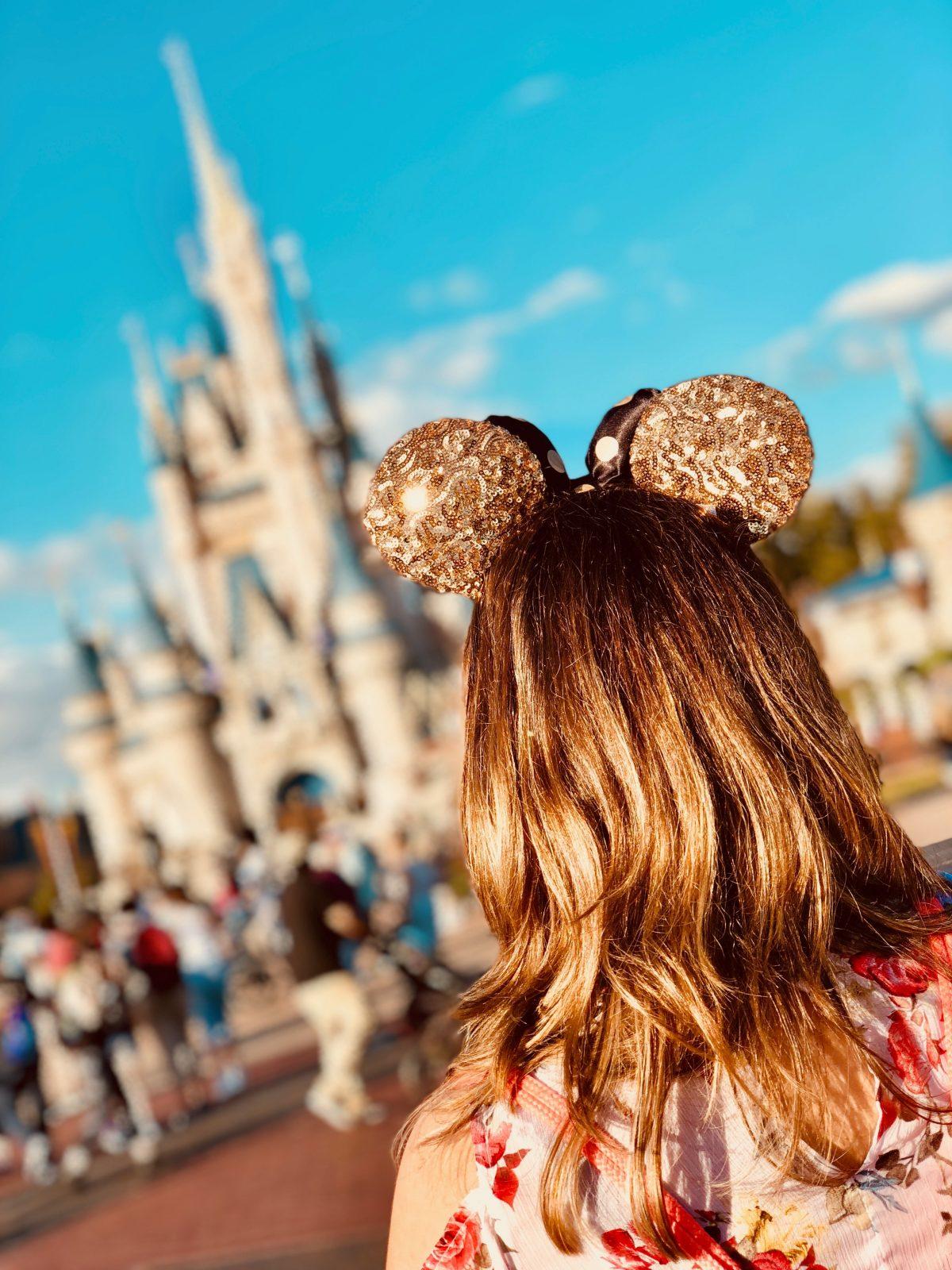 A sunny day for fun at Disneyland Tokyo
