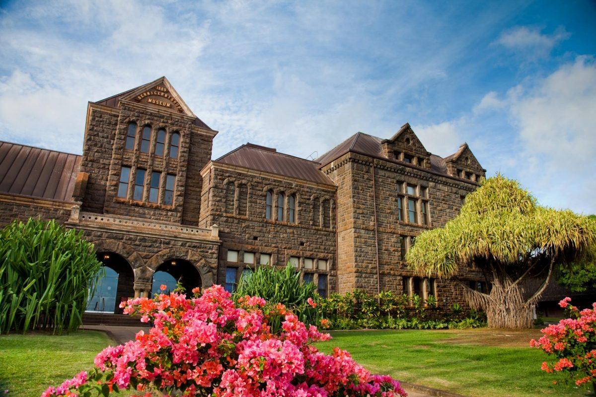 Bishop Museum, Honolulu, Hawaii, USA