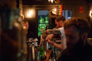 Mechanics Institute Small Bar Perth
