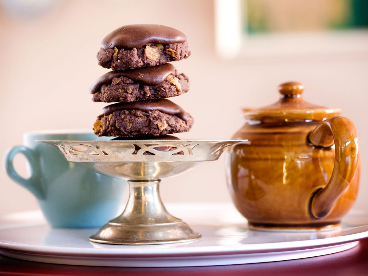 Afghan biscuits, Auckland food, New Zealand cuisines