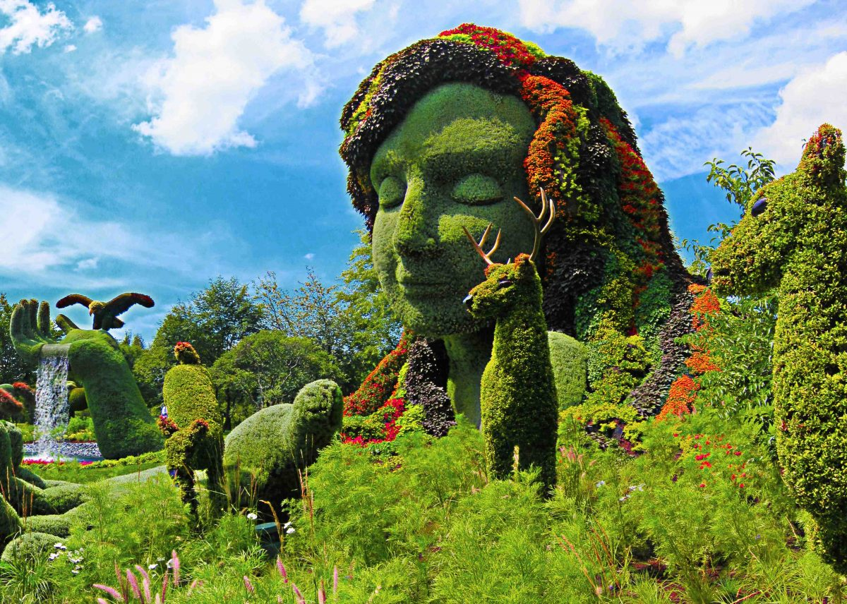 Botanical garden - Best Things to Do in Montreal, Canada