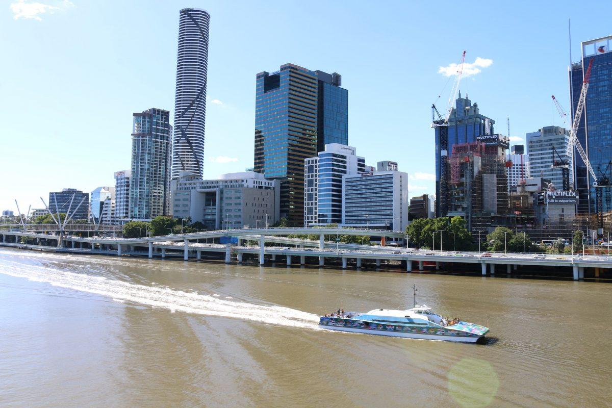 Cityhopper 1 - Things To Do In Brisbane, Queensland, Australia
