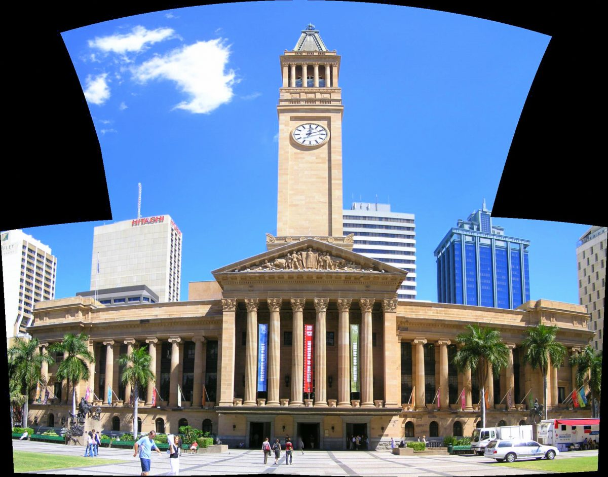 Clock Tower 1 - Things To Do In Brisbane, Queensland, Australia