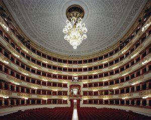 Teatro alla Scala, Opera, Milan, Italy