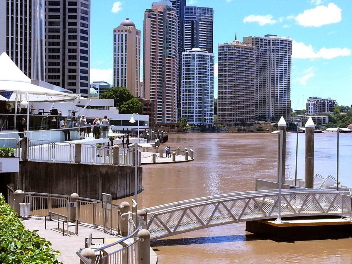Eagle Street Pier 1 - Things To Do In Brisbane, Queensland, Australia