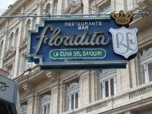 El Floridita, Cuba, Bars
