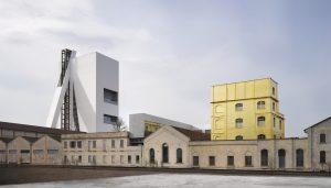 Fondazione Prada Torre, Milan, Italy