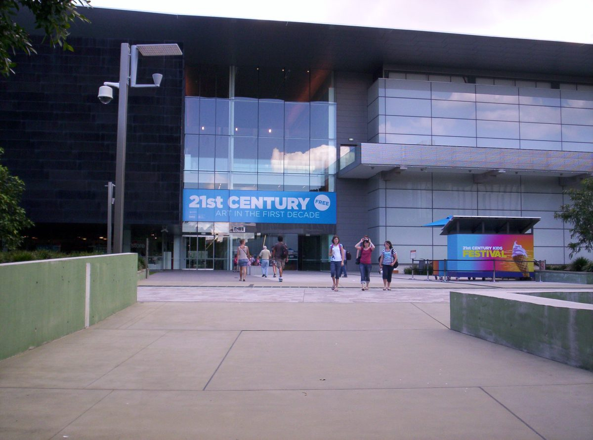 GOMA 1 - Things To Do In Brisbane, Queensland, Australia