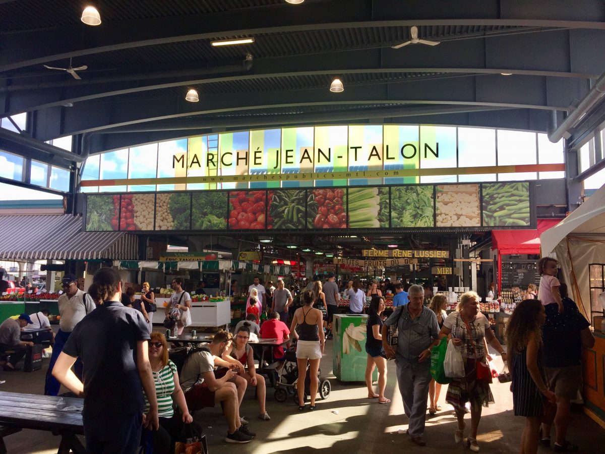 Jean Talon - Best Things to Do in Montreal, Canada
