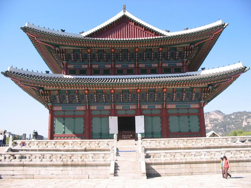 Gyeongbkung Palace