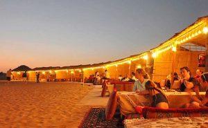 Dubai Desert safari Camp