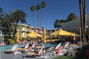 The Saguaro Hotel Palm Springs, California