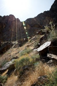 Tahquitz Canyon, Hike, Palm Springs, California