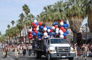 Palm Springs Pride Parade, LGBTQ+, Palm Springs, California