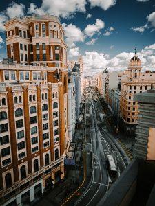 Madrid, Gran Via
