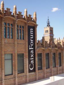 Caixa forum facade