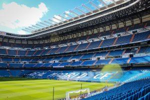 Santiago Estadio Madrid