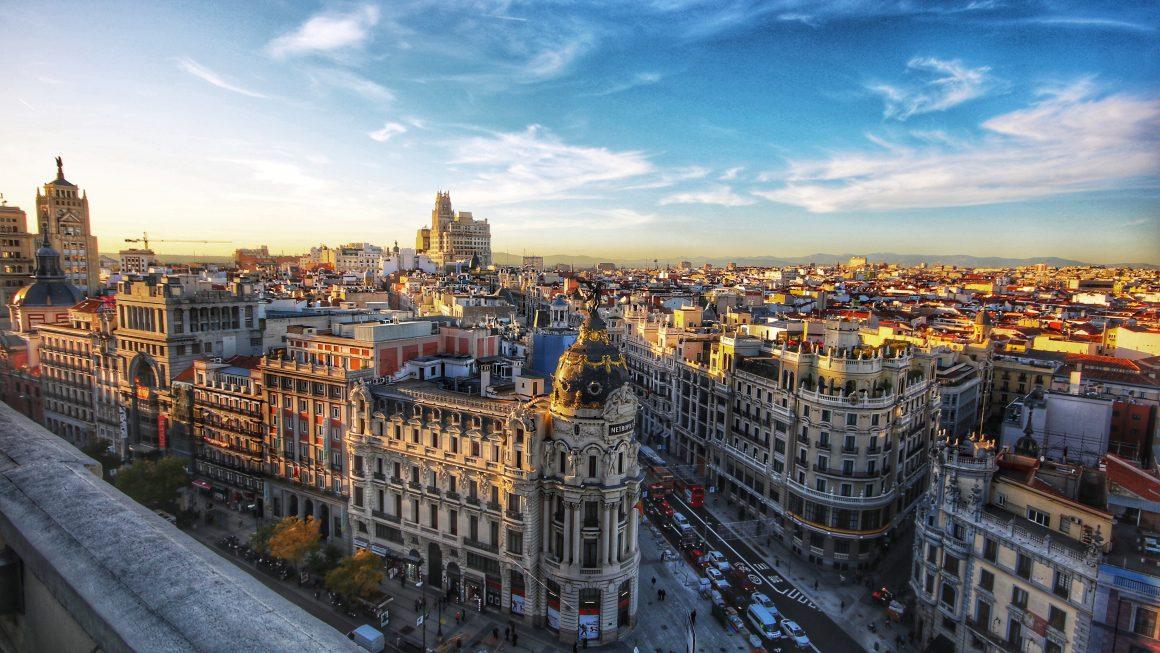 Explore Vibrant Madrid
