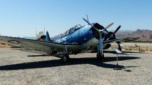Aircraft Museum Palm Springs America, California