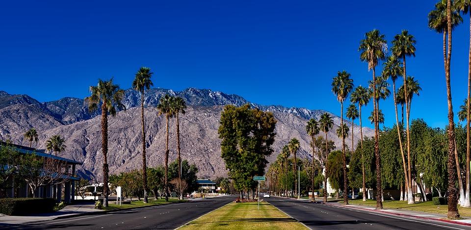 Palm Springs Scenic, Palm Springs, California