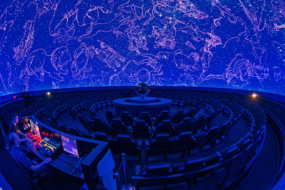 Planetarium 09 - Best Things to Do in Montreal, Canada