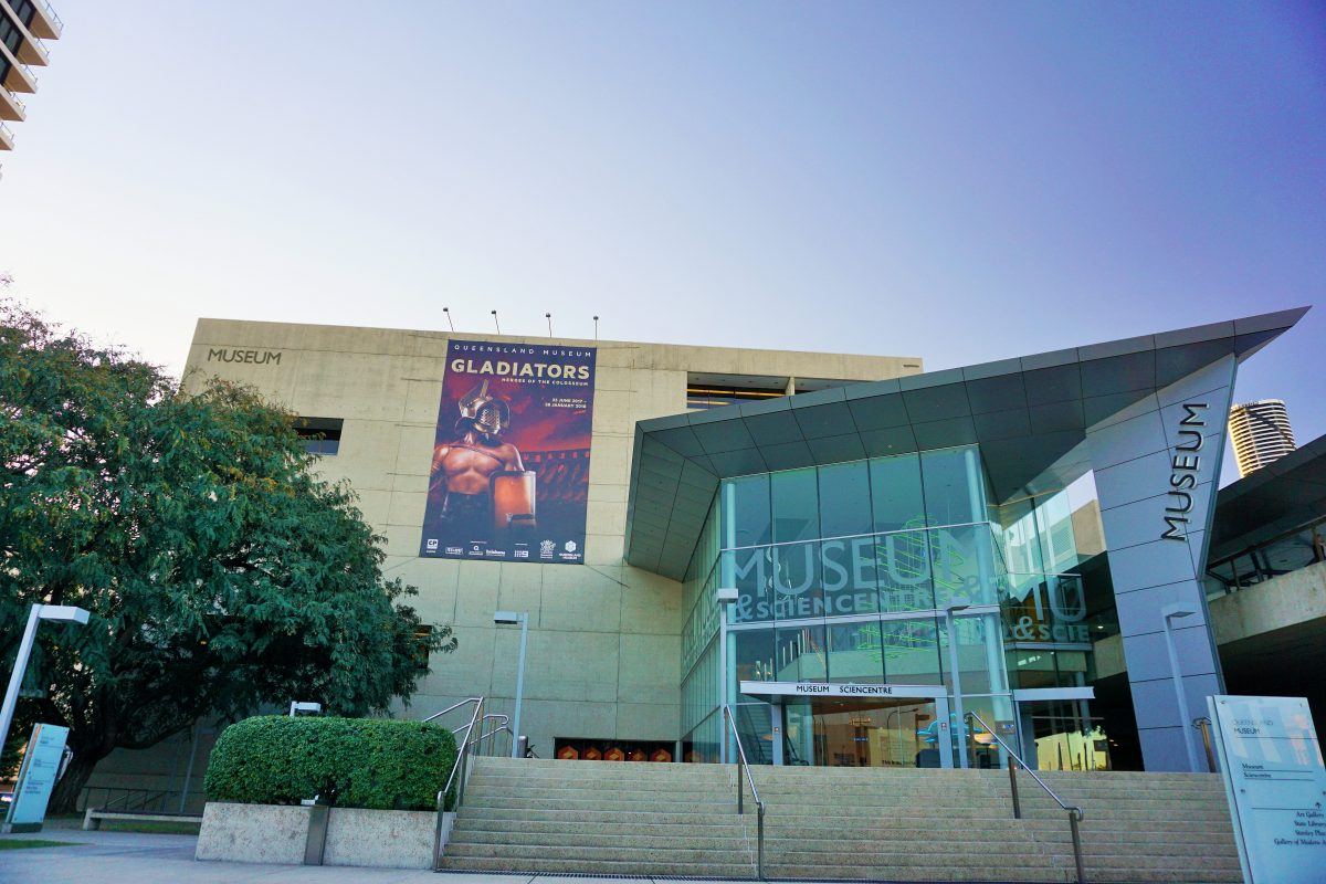Queensland Museum 1 - Things To Do In Brisbane, Queensland, Australia