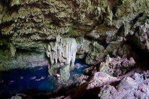 Saturno Cave, Cuba, Hike, Swim
