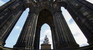 Sir Walter Scot, Edinburgh, Scotland