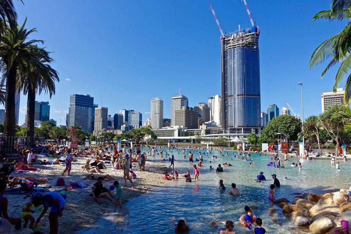 Street Beach 1 - Things To Do In Brisbane, Queensland, Australia