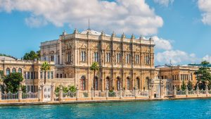 The Dolmabahce Palace, Istanbul