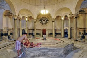 The Turkish Hamam, Istanbul