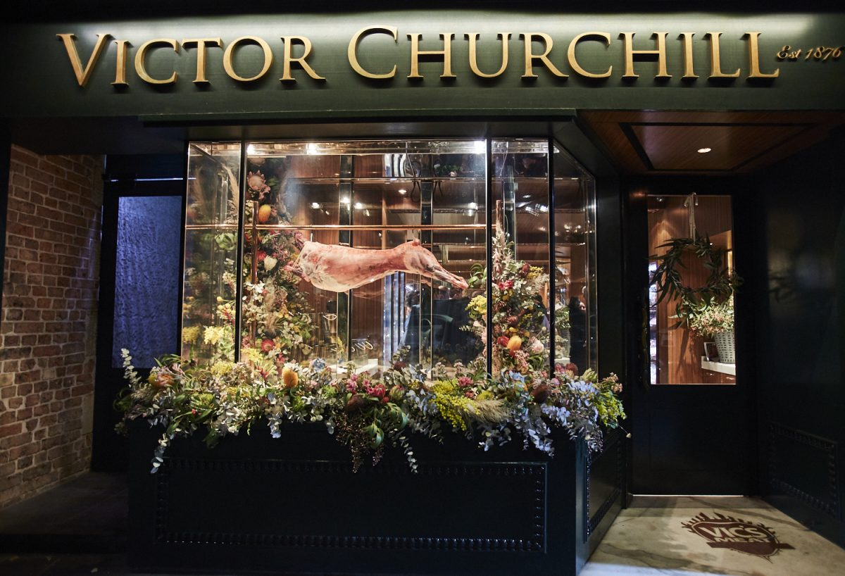 Victor Churchill Storefront Woollahra Sydney