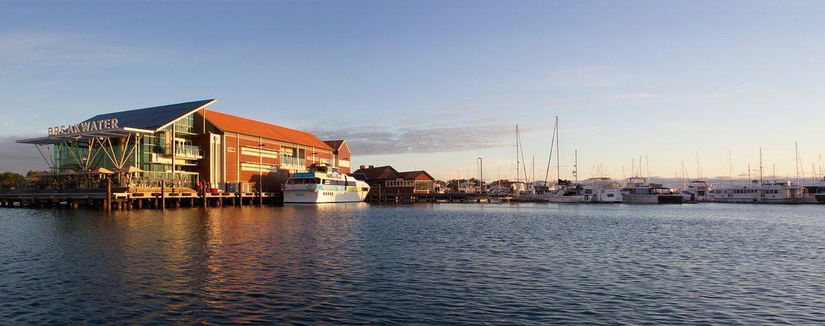 Hillarys Harbour Perth, Western Australia