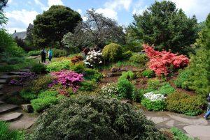 Royal Botanic Garden, edinburgh, Scotland
