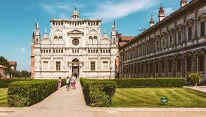 Certosa Di Pavia, Milan, Italy