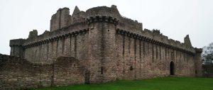 The Craigmiller Castle, Edinburgh
