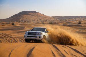 Landrover Dubai Desert safari