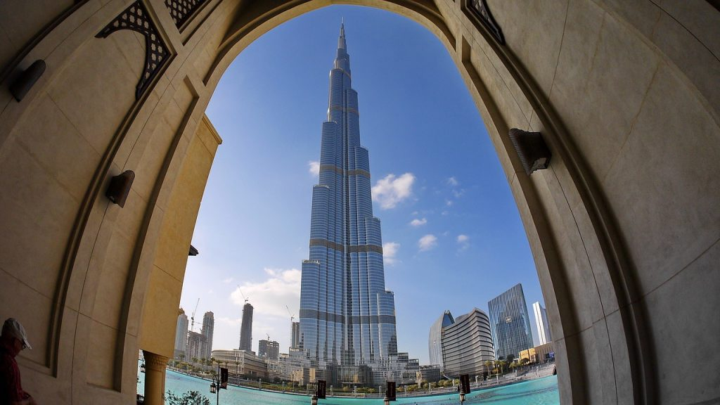 Burj Khalida Dubai