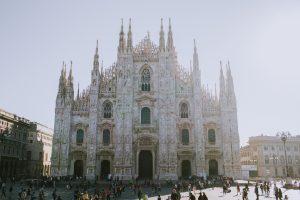 Duomo Milan Cathedral, Piazza del Duomo, Milan, Italy