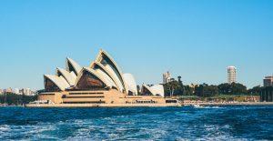 Sydney Opera House Frances Gunn