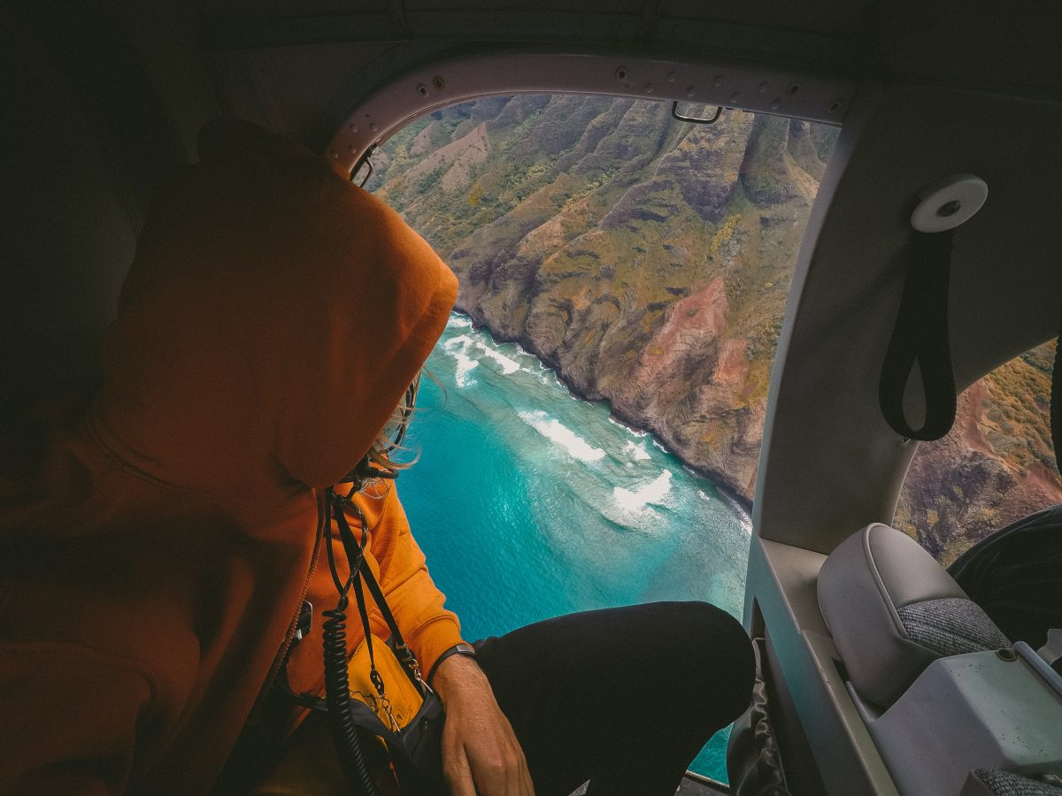 Helicopter Tour of Maui