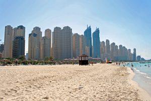 Jumeirah Beach, Dubai