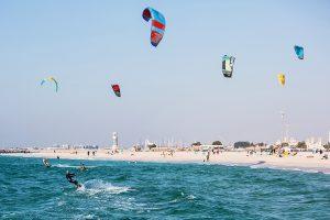 The Kite Beach, Dubai