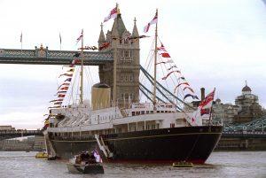 Royal Yacht Britannia of Monarch, Edinburgh