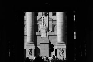 L.O.V.E., Piazza Affari, Milan, Italy